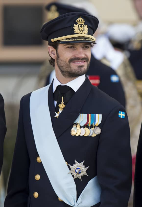 Prince Carl Philip attractive