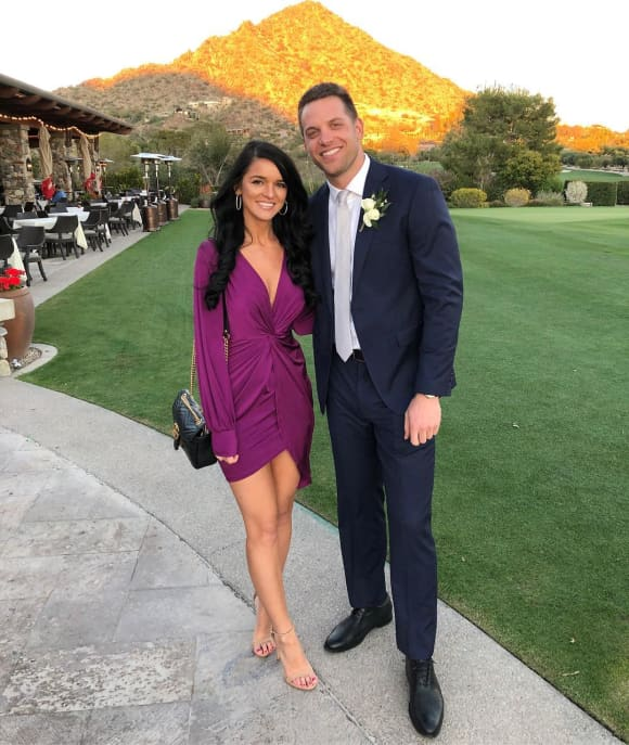 Raven Gates and Adam Gottschalk Bachelor couples who are still together