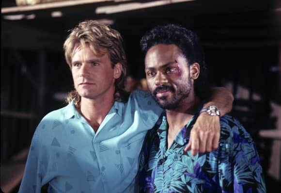 Richard Dean Anderson MacGyver Richard Lawson TV Show