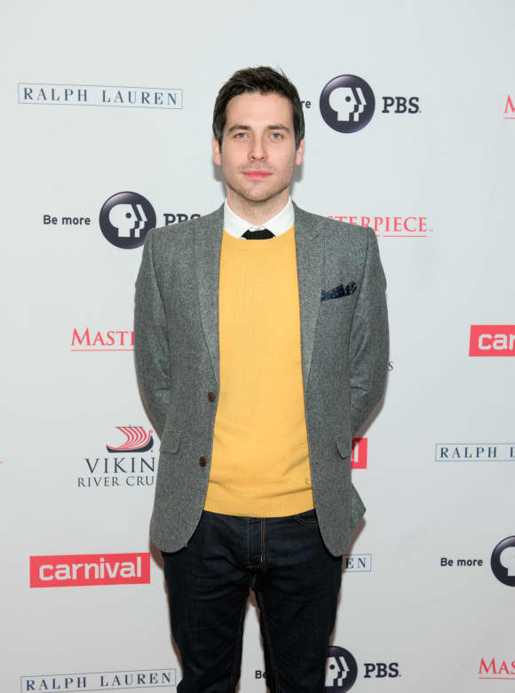 """Rob James-Collier played """"Thomas"""" in """"Downton Abbey"""""""