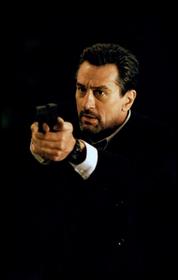 Robert De Niro in 'Heat '