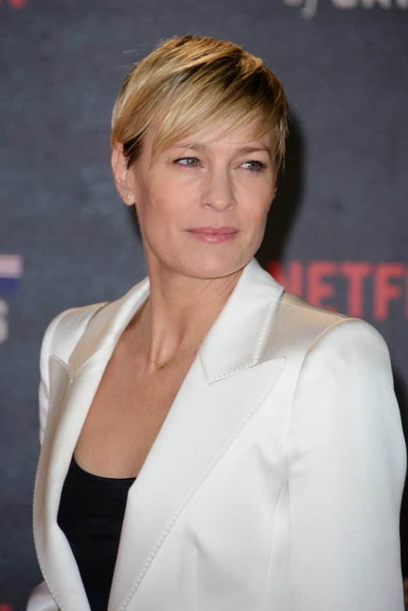 """""""House of Cards"""" actress Robin Wright"""