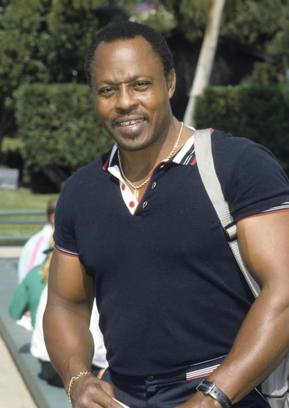 """Roger E. Mosley played """"Theodore 'T.C.' Calvin"""" in """"Magnum, P.I."""""""