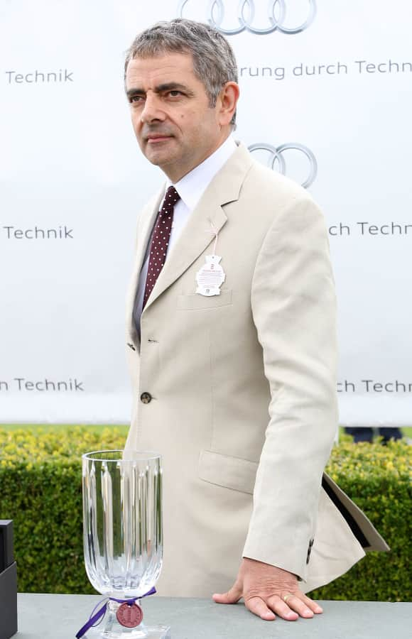 """Mr.Bean"" alias Rowan Atkinson"