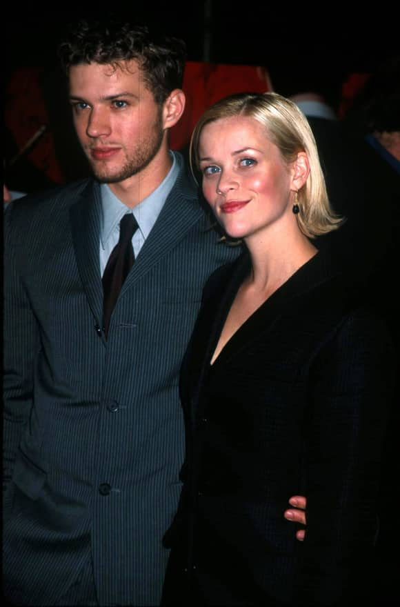 Ryan Phillippe and Reese Whiterspoon