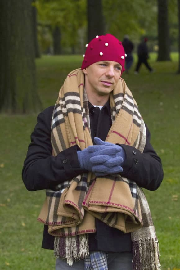 "Sean Hayes as ""Jack McFarland"" in ""Will & Grace"""