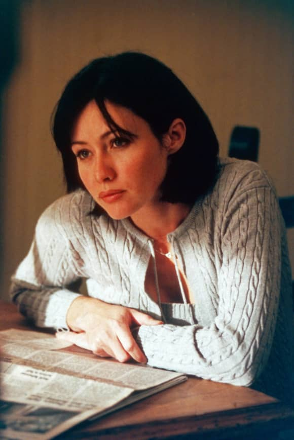 Shannen Doherty in 'Charmed'