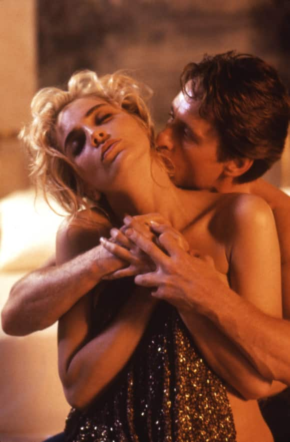 Sharon Stone Michael Douglas Basic Instinct 2