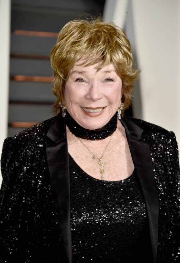 """Shirley MacLaine played """"Martha Levinson"""" in """"Downton Abbey"""""""