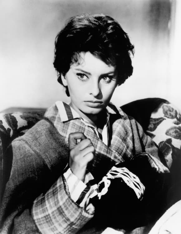 Sophia Loren in The Key (1958).