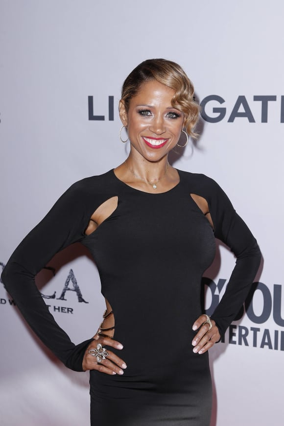 """Clueless"" star Stacey Dash today"