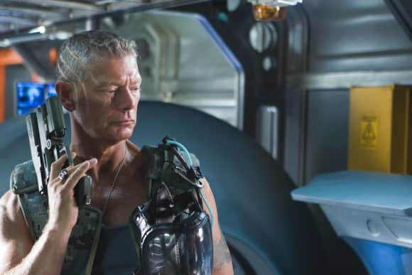 "Stephen Lang in ""Avatar"""