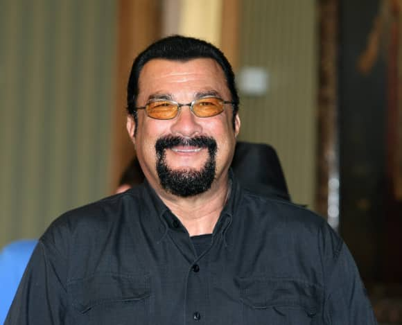 Steven Seagal today
