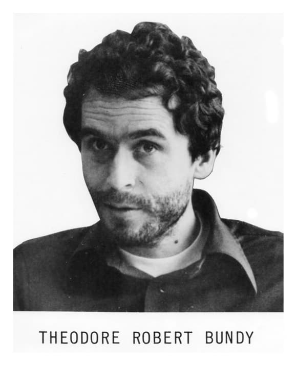 "Ted Bundy from ""Conversations with a Killer: The Ted Bundy Tapes"""