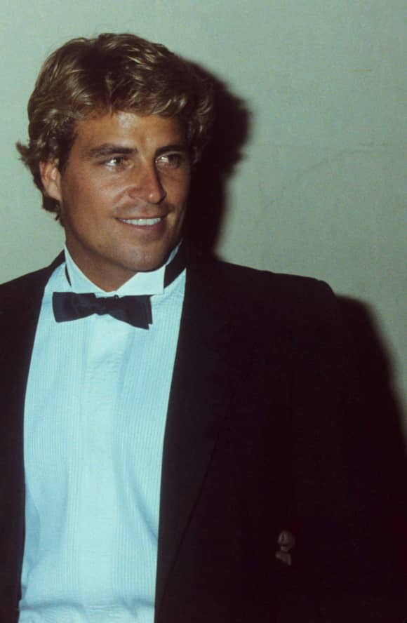 Ted McGinley in the 80´s