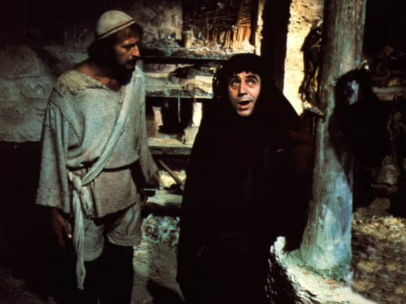 "Terry Jones is ""Brian's Mom"" in ""Monty Python's Life of Brian"""