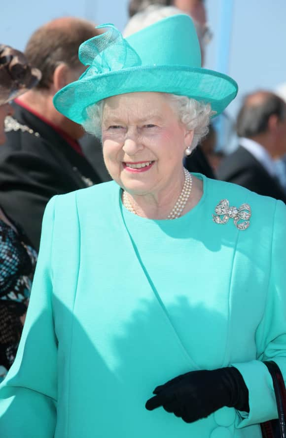 The Queen in 2009