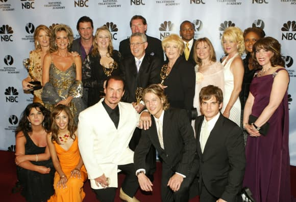'The Young and the Restless': The Cast Then & Now