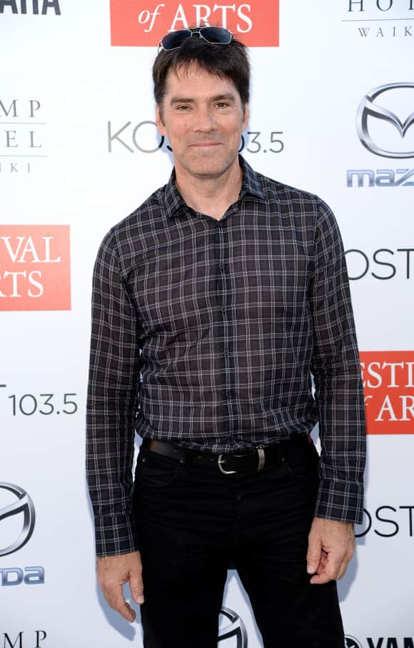 "Thomas Gibson used to star in ""Criminal Minds"""