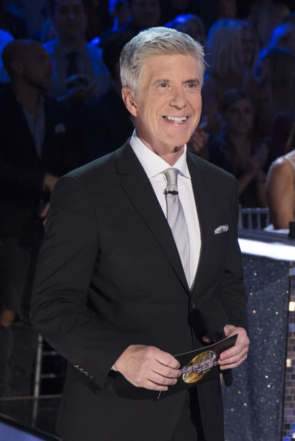 Tom Bergeron in Dancing With The Stars