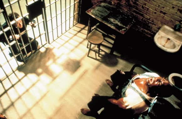 """Tom Hanks and Michael Clarke Duncan in """"The Green Mile"""""""