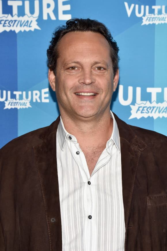 Vince Vaughn attends Tim Ferriss and Vince Vaughn: In Conversation at the 2017 Vulture Festival at Milk Studios on May 20, 2017 in New York City