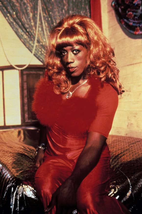 "Wesley Snipes as ""Noxeema Jackson"" in ""To Wong Foo, Thanks for Everything! Julie Newmar"""