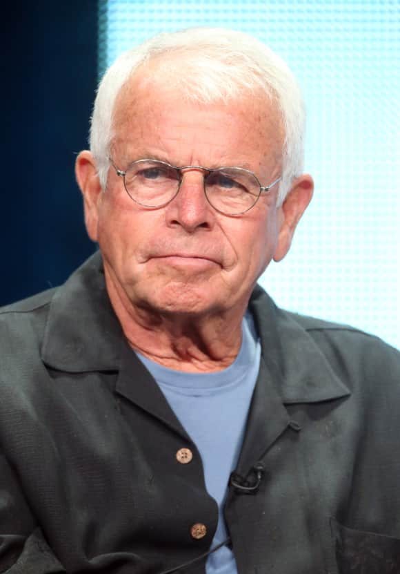 "William Devane played ""Greg Summer"" in ""Knots Landing"""