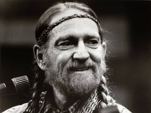 Willie Nelson in 1980