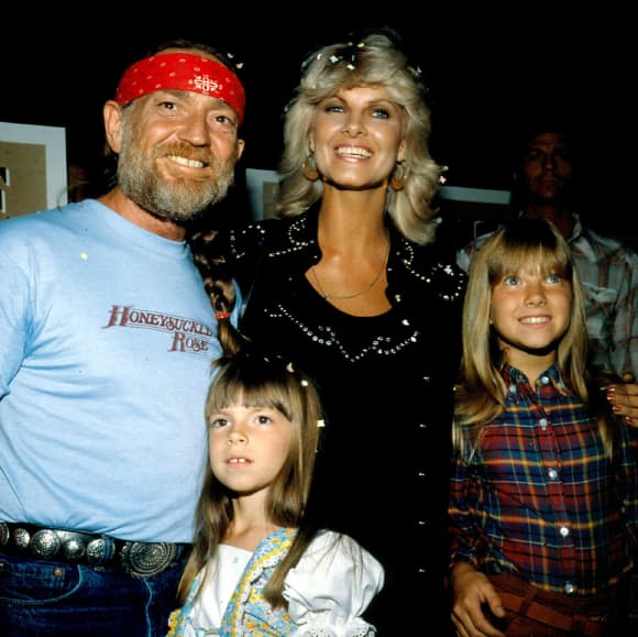 Willie Nelson and His Family