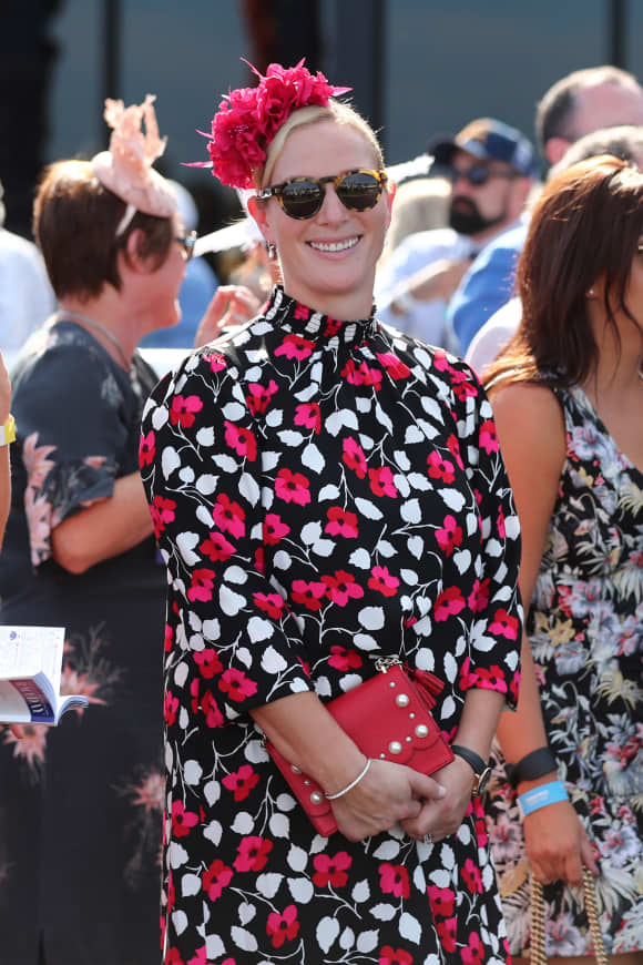 Zara Phillips Today