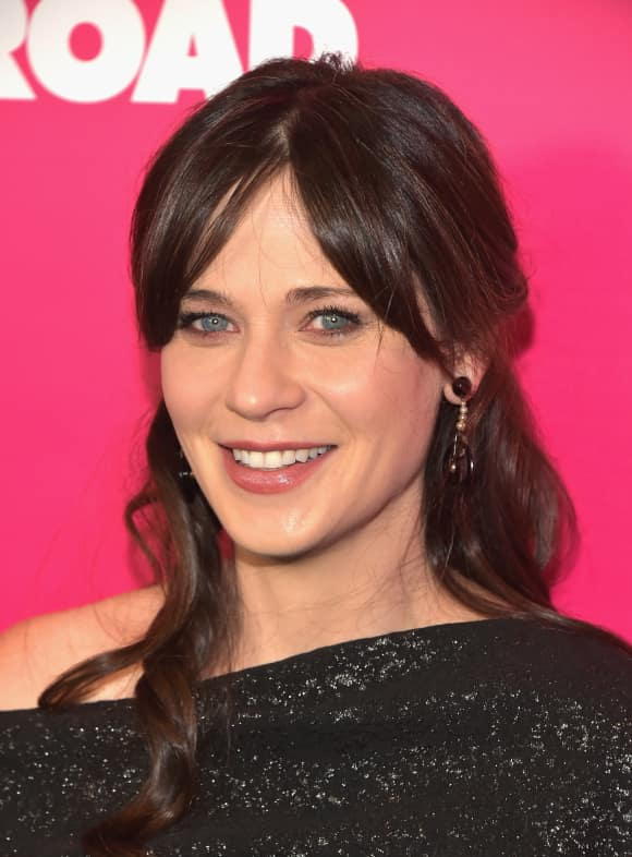 "Zooey Deschanel bei der ""Rock the Kasbah"" Premiere"