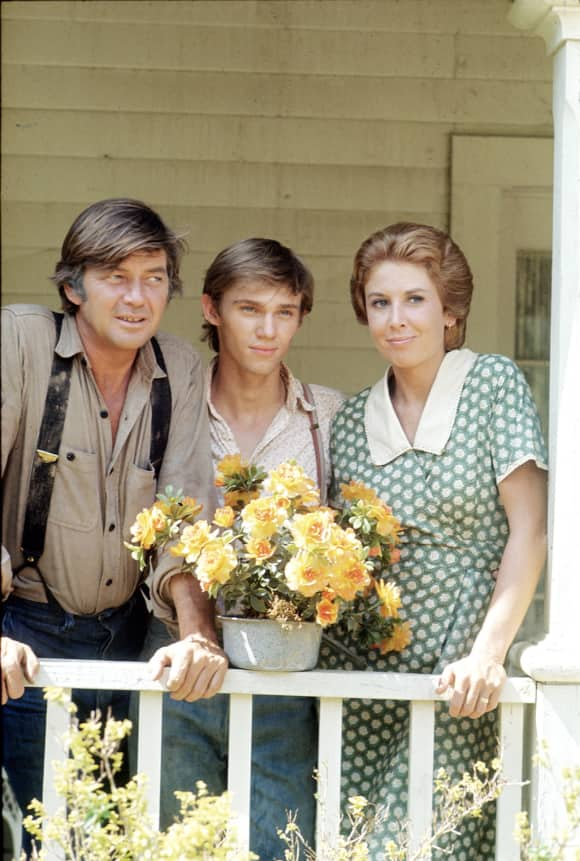 """The Waltons"" cast"