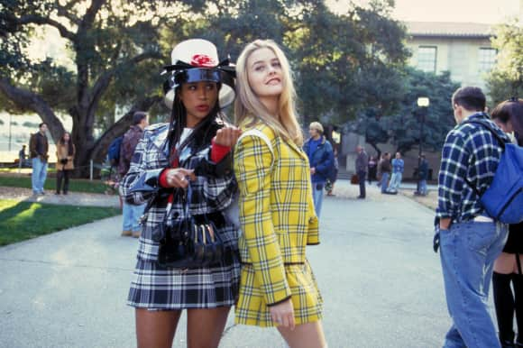 "Stacey Dash and Alicia Silverstone in ""Clueless"""
