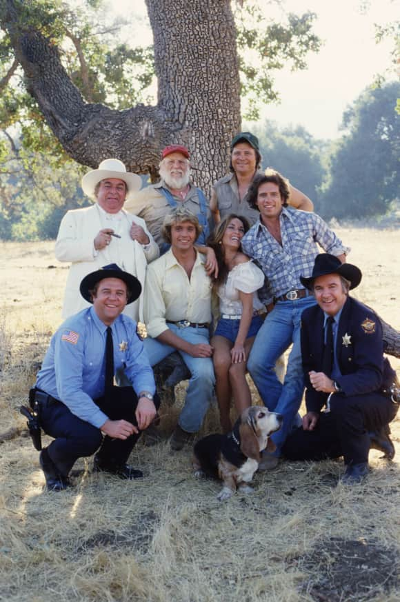 """The Dukes of Hazard"" Original Cast"