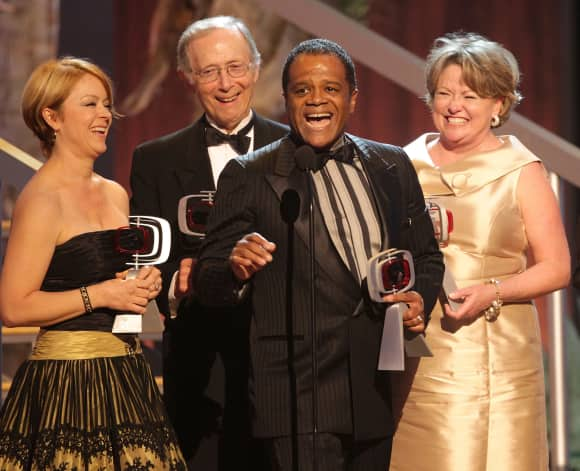 """The Love Boat"" Cast at the TV Land Awards in 2010"