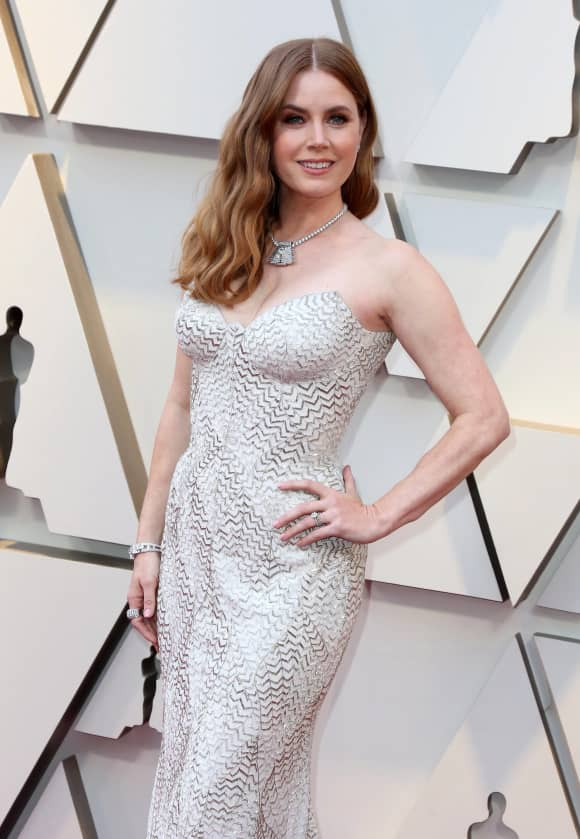 Amy Adams attends the 91st Annual Academy Awards presented by the Academy of Motion Picture Arts and Sciences, February 24, 2019.