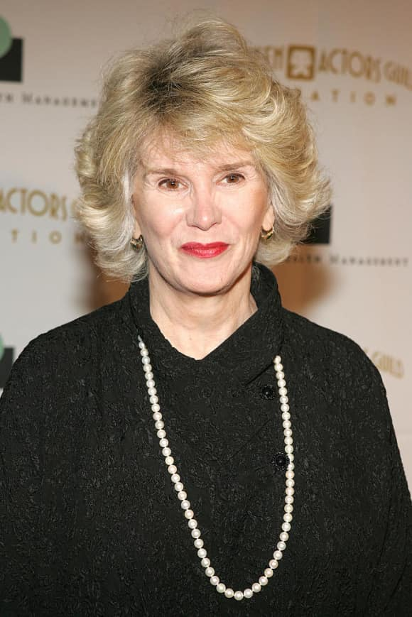 Barbara Bosson actually married Steven Bochco, the creator of Hill Street Blues.