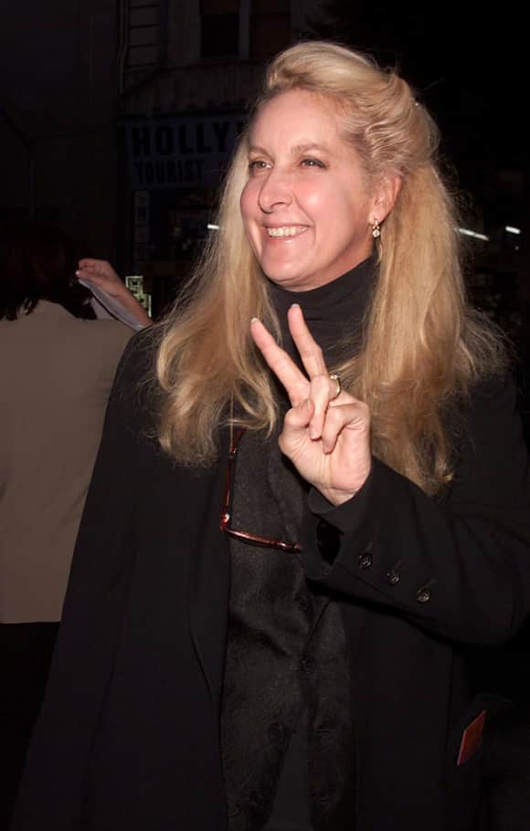 Betty Thomas today is an accomplished TV and movie director.