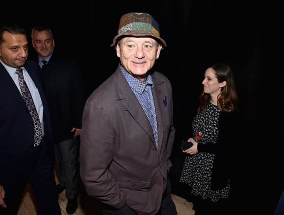 """Bill Murray played in """"Ghostbusters"""""""