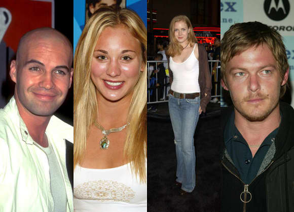 Billy Zane, Kaley Cuoco, Amy Adams, and Norman Reedus all had appearances on Charmed.