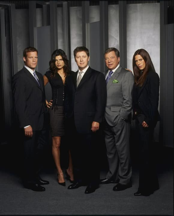 "The ""Boston Legal"" Cast"