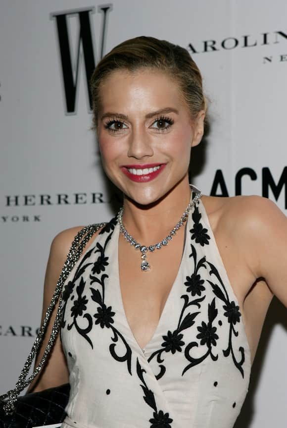 Brittany Murphy in 2008