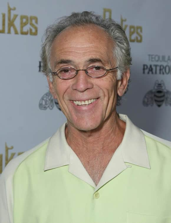 This is what Bruce Weitz looks like today.
