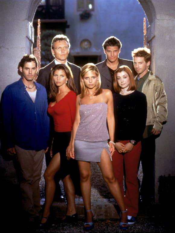 'Buffy Vampire Slayer' Cast