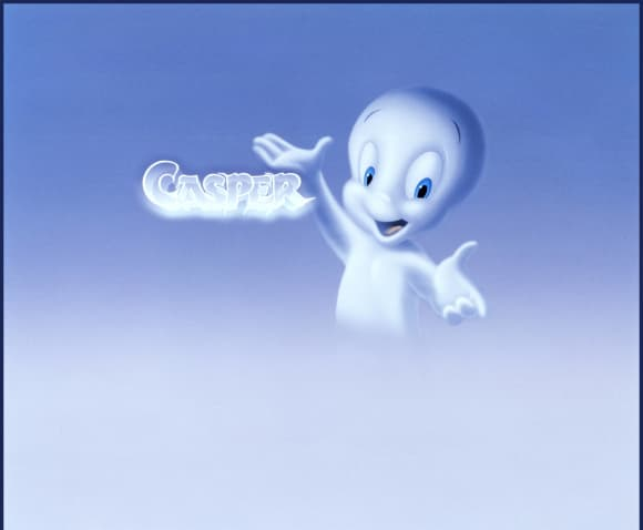 Casper from 1995 Movie pOster