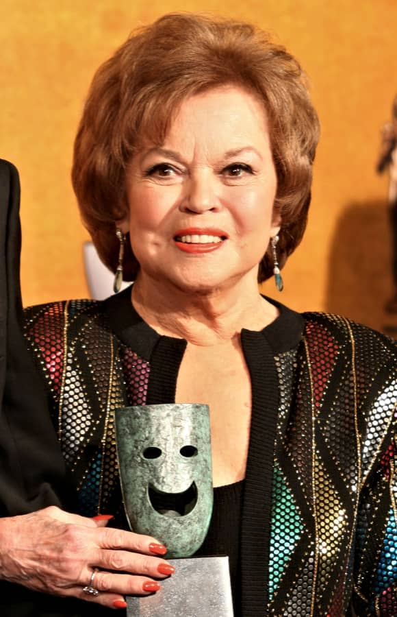 Shirley Temple Black in 2006