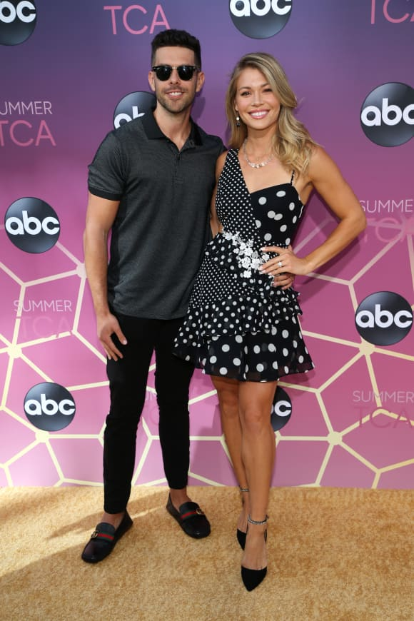 Bachelor in Paradise couple Krystal Nielson and Chris Randone split after almost 8 months of marriage