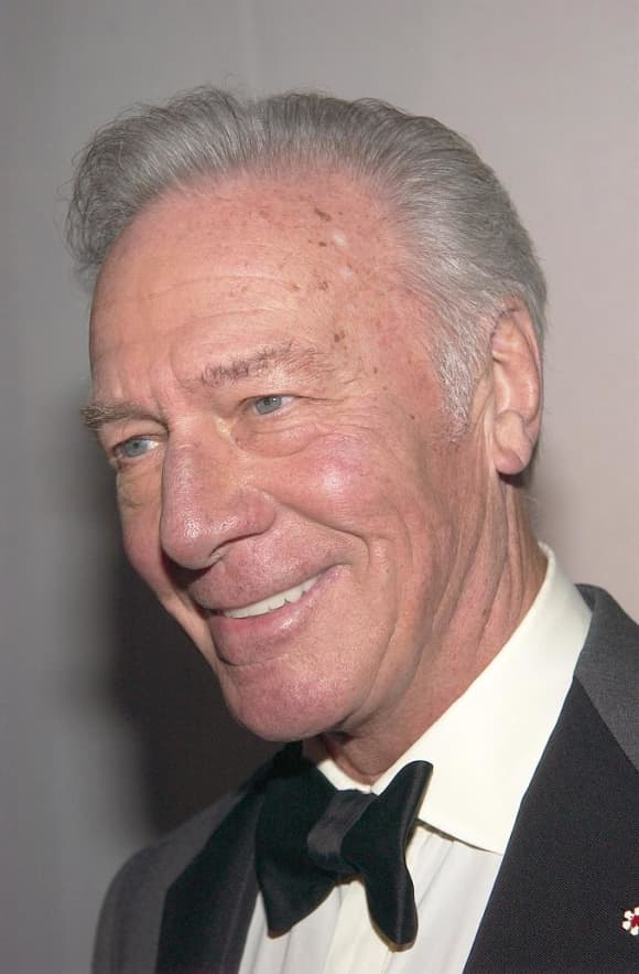 Christopher Plummer Today Tuxedo