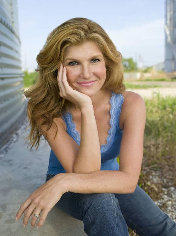 "Connie Britton played ""Tami Taylor"" for all five seasons of Friday Night Lights"